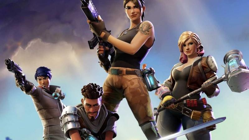Fortnite update adds 120FPS mode