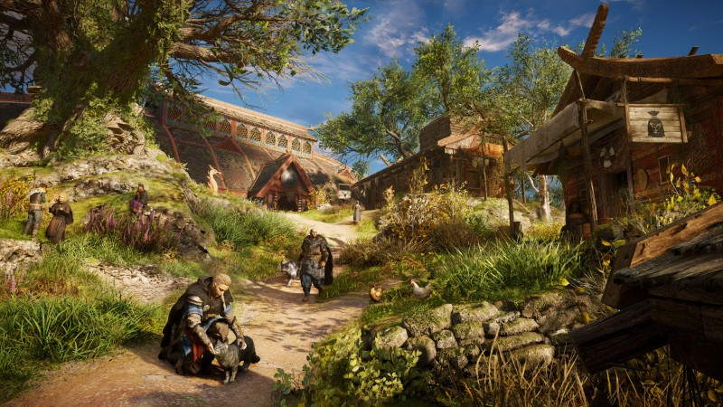 Assassin's Creed Valhalla post-launch successes, surprises and priorities