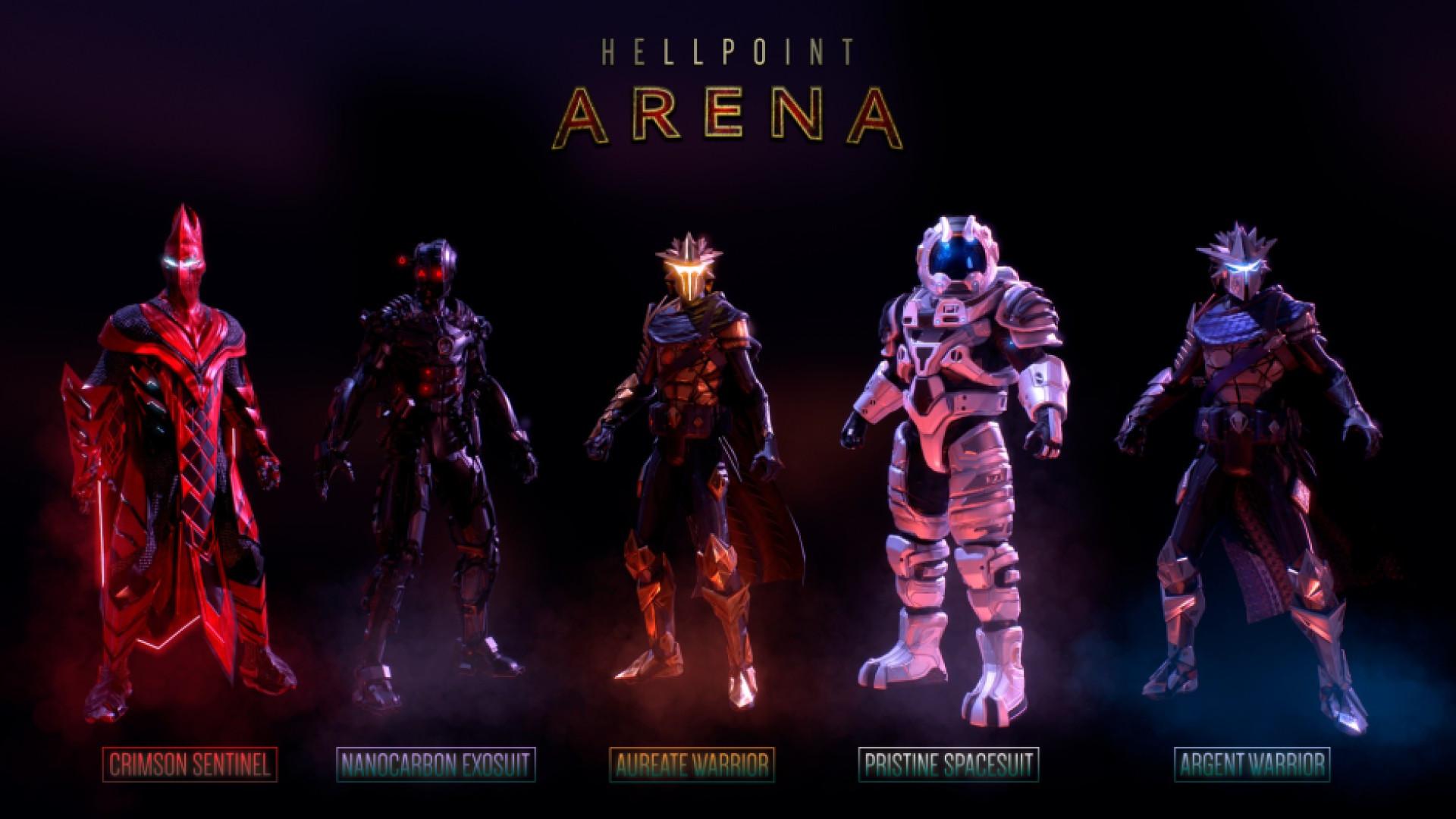 Hellpoint: Arena update