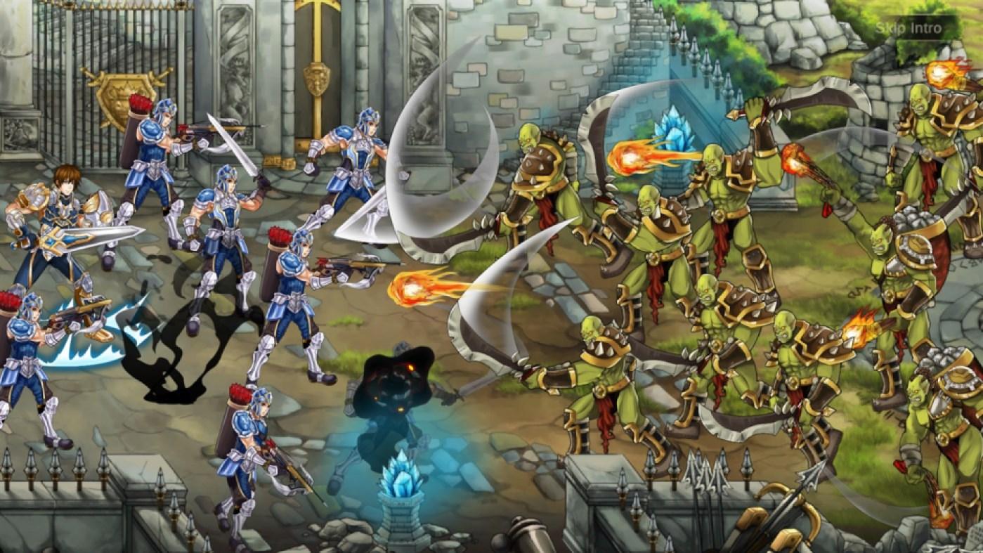 Royal Tower Defense - 28 janvier - Xbox One X améliorée