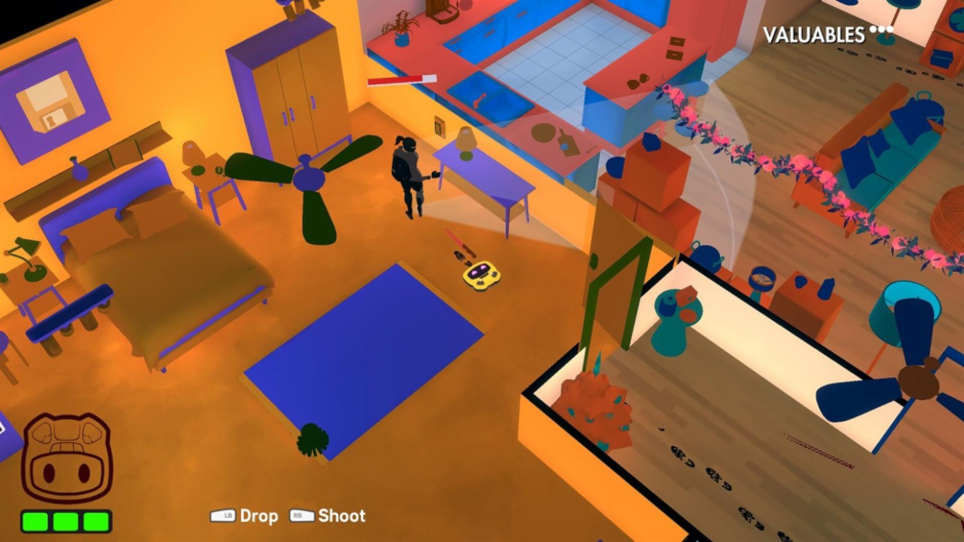 Roombo: First Blood - February 5 - Xbox One X Enhanced