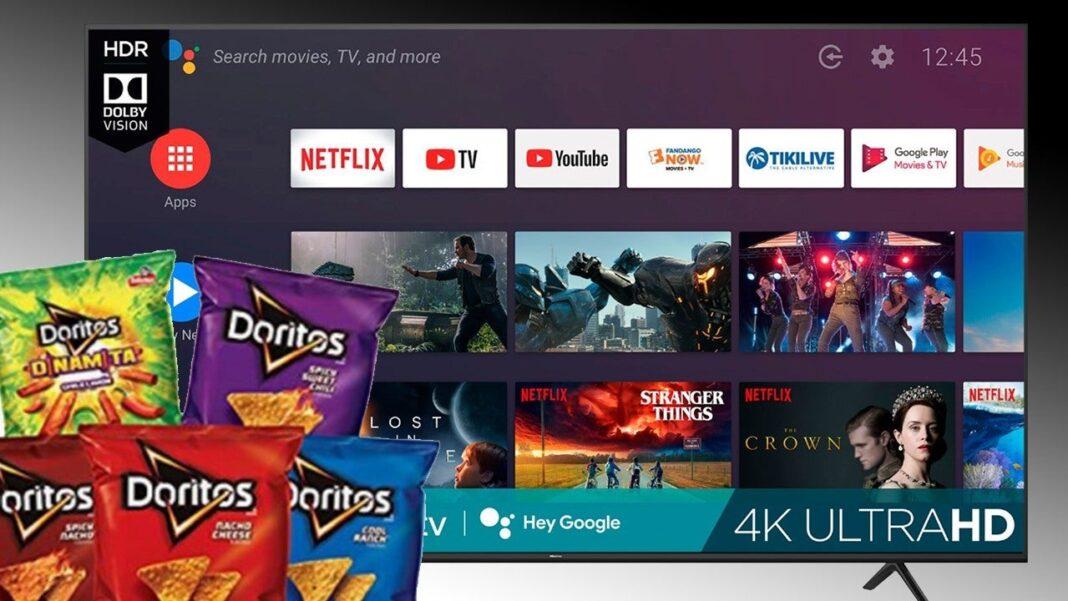 Today's Deals: Save on Soundbars, 4K TVs and Doritos