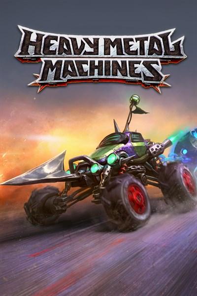 Heavy metal machinery