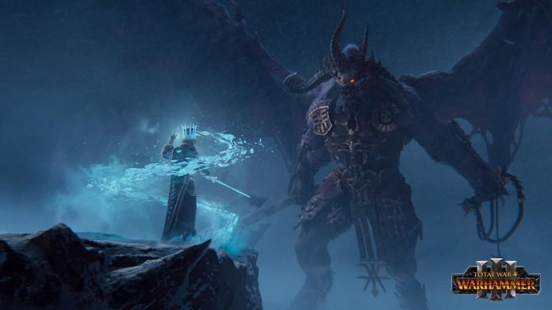 Sega announces Total War: Warhammer III