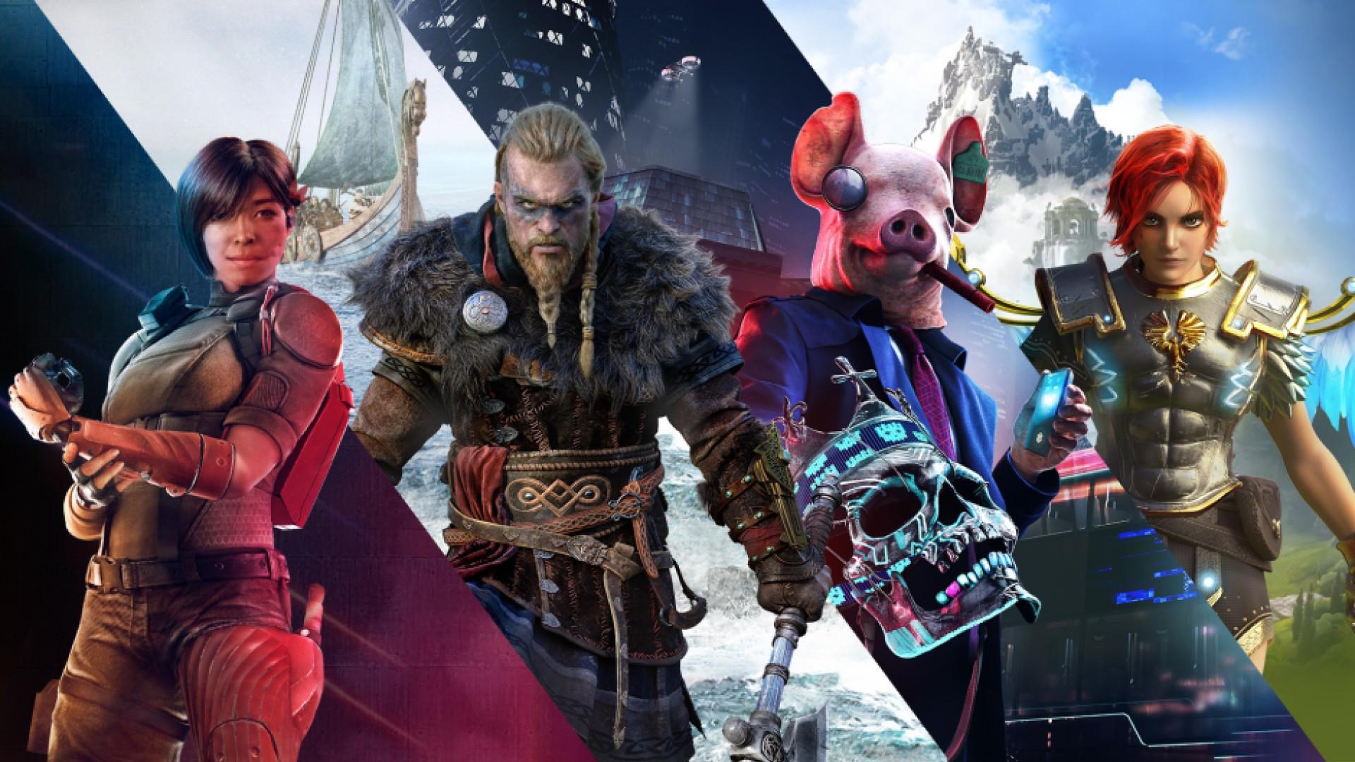 Sale to Ubisoft publishers