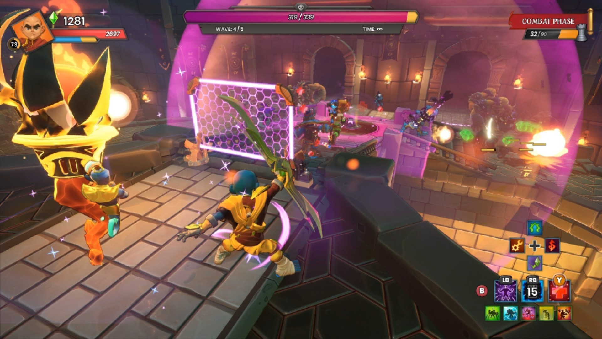 Dungeon Defenders: Awakened - March 17