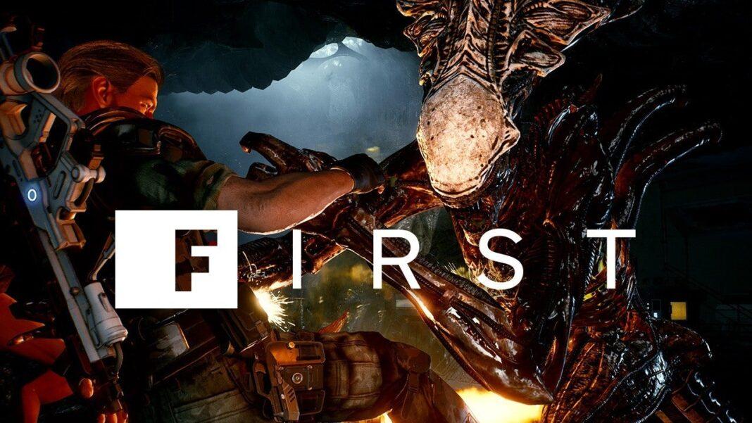 Aliens: Fireteam - The First Practice