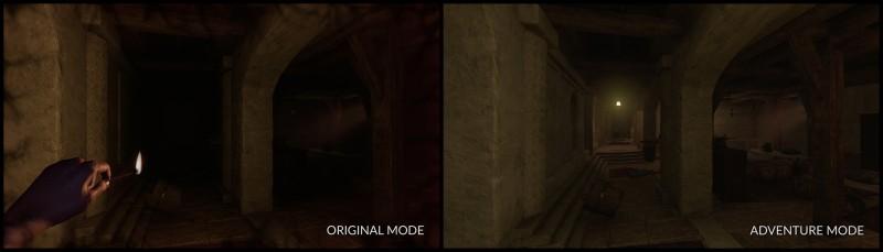 Amnesia: Rebirth adds less scary adventure mode