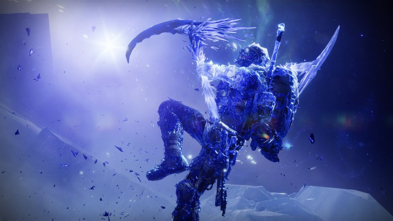 Destiny 2: Season of Chosen Stasis Changes detailed with PvP focus