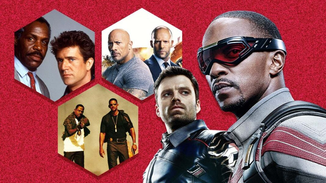 Falcon & The Winter Soldier Anthony Mackie & Sebastian Stan Take IGN's Buddy Quiz