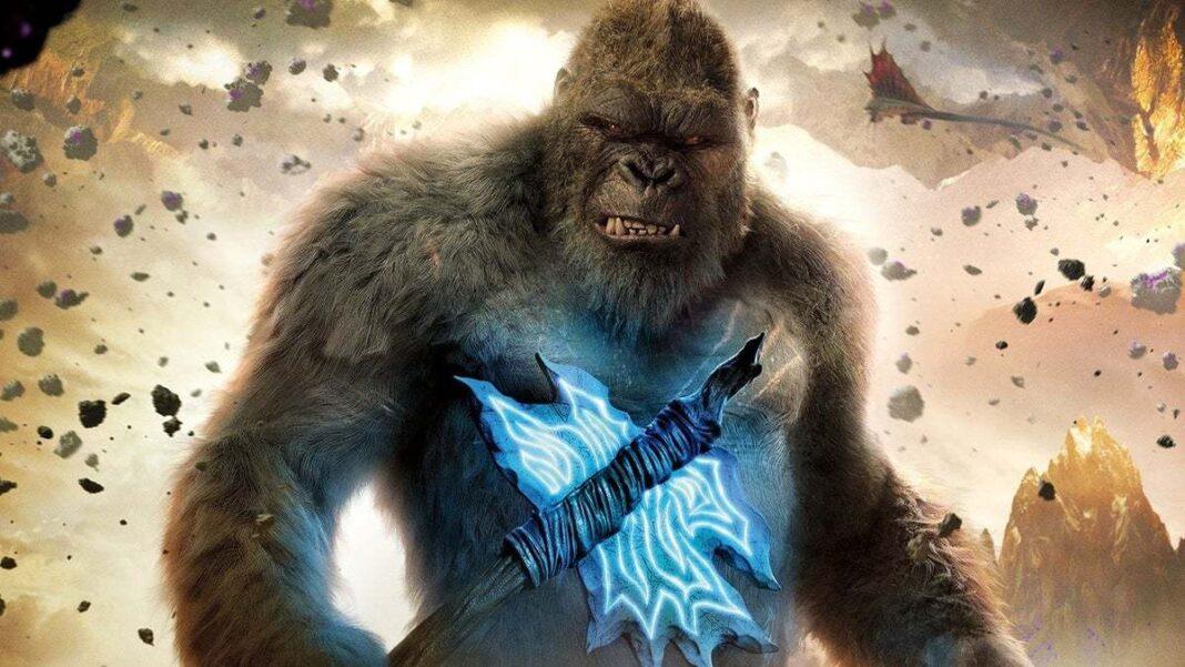 Godzilla vs. Kong director Adam Wingard explains his Hollow Earth