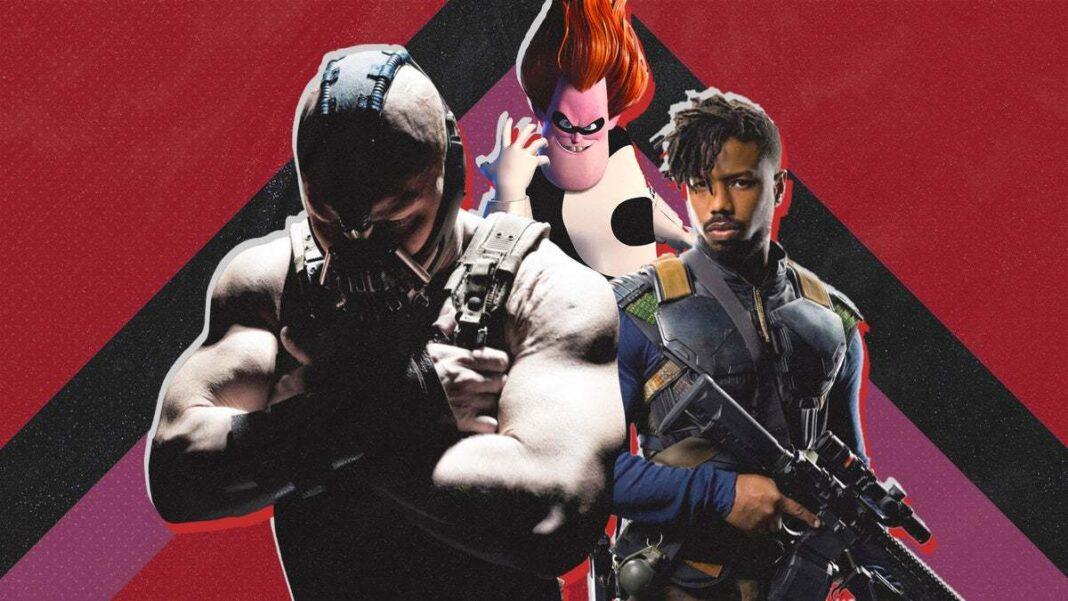 How the villain can make a superhero movie awesome