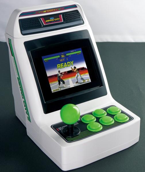 Limited Run Games' Astro City mini-arcade system offers nearly 40 Sega games in one mini cabinet