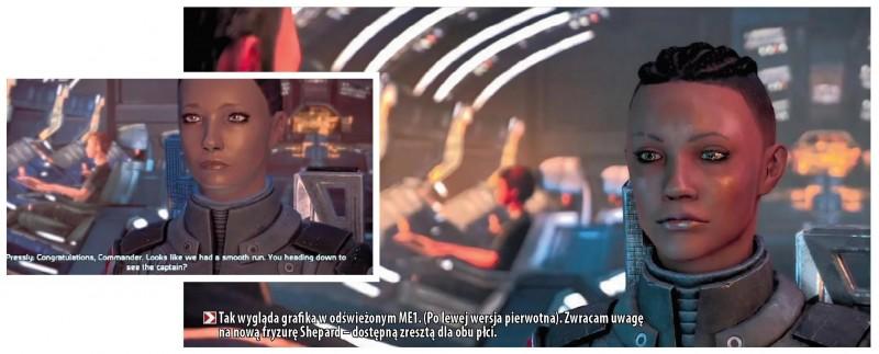 Mass Effect Legendary Edition new screenshots show Shepard's custom upgrades