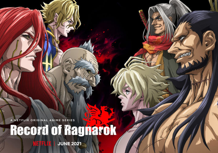 Netflix reveals AnimeJapan 2021 lineup: Resident Evil, Yasuke, and more