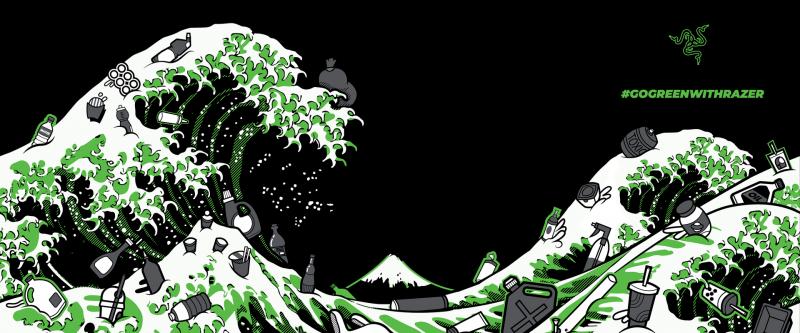 Razer reveals new 'Go Green' initiative