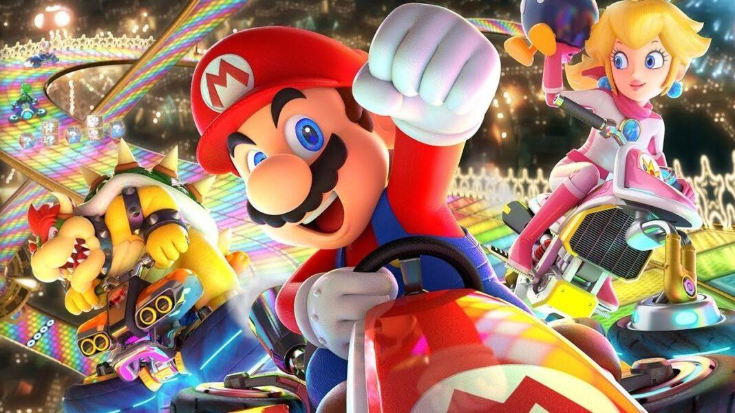 Where to pre-order the Hot Wheels Mario Kart Rainbow Road set
