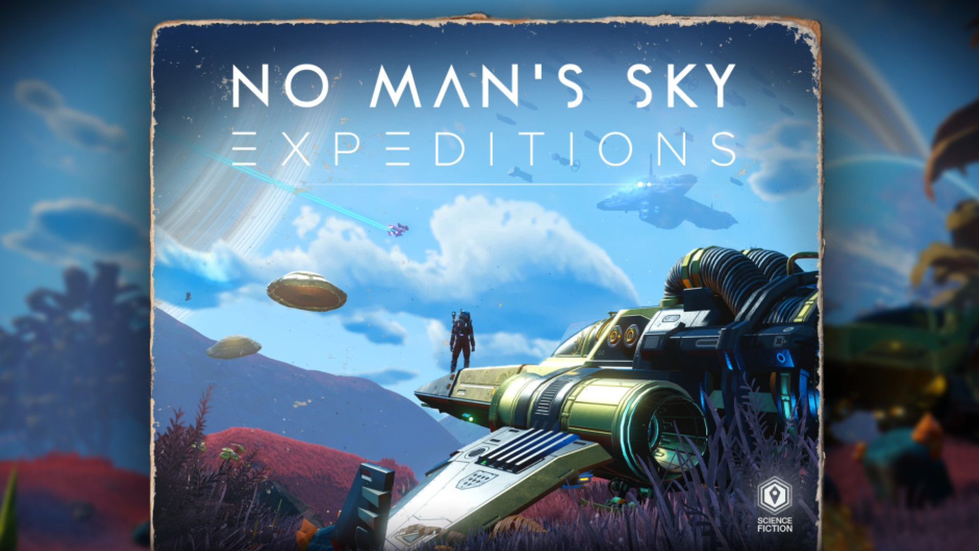 No Man's Sky: Expeditions